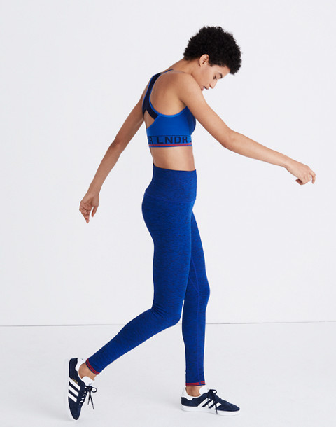 LNDR™ Ultra Leggings in cornflower blue image 2