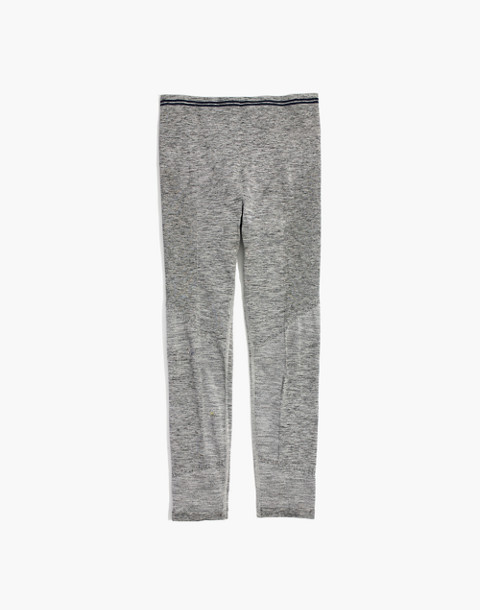 LNDR™ Seven Eight Leggings in grey marl image 4