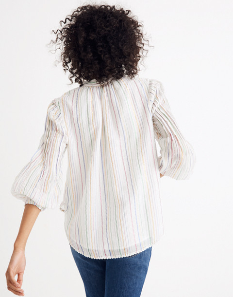 Apiece Apart™ Striped Popover Top