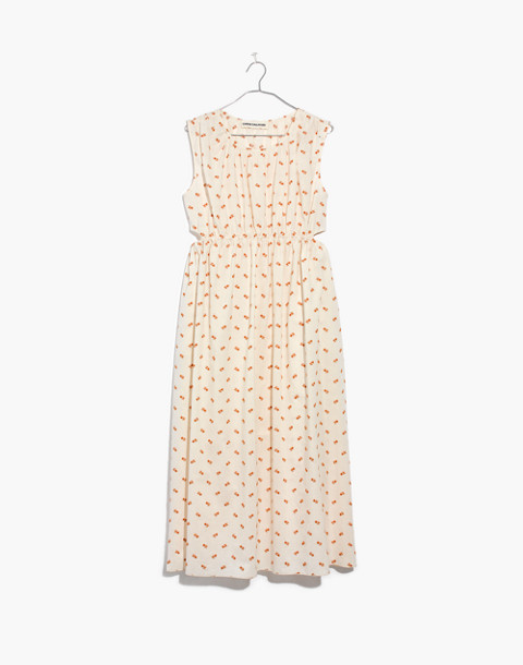 Caron Callahan™ Floral Goa Cutout Dress in embroidered floral image 4