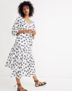 Apiece Apart™ Daisy Wrap Dress