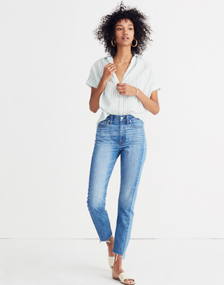 The Perfect Summer Jean: Pieced Edition