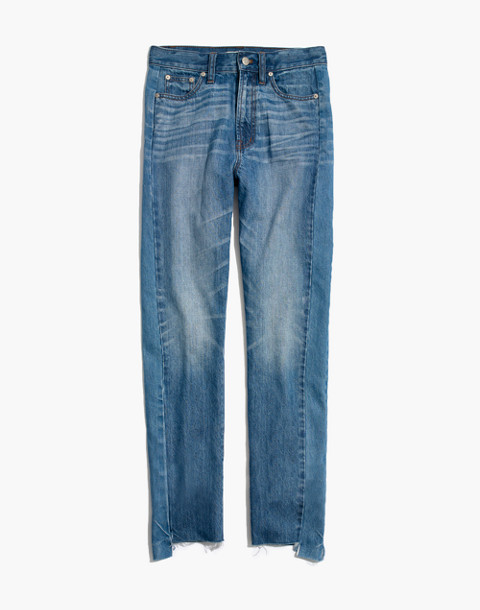 The Perfect Summer Jean: Pieced Edition in oakdale wash image 4
