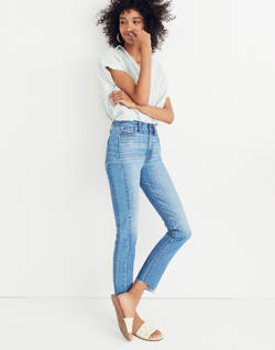 The Short Perfect Summer Jean: Pieced Edition
