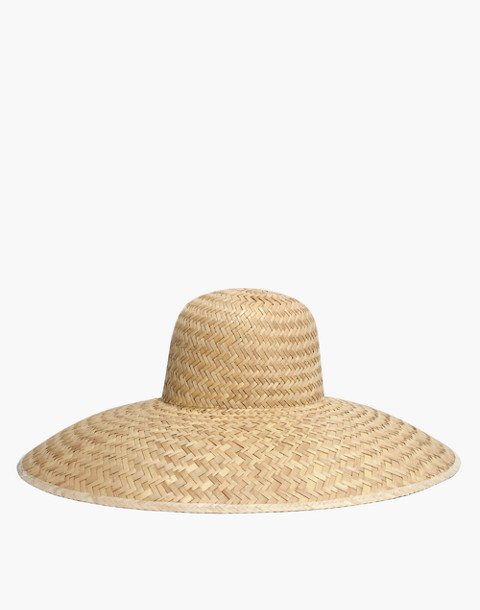 Communitie™ Surfer Hat in light straw image 1