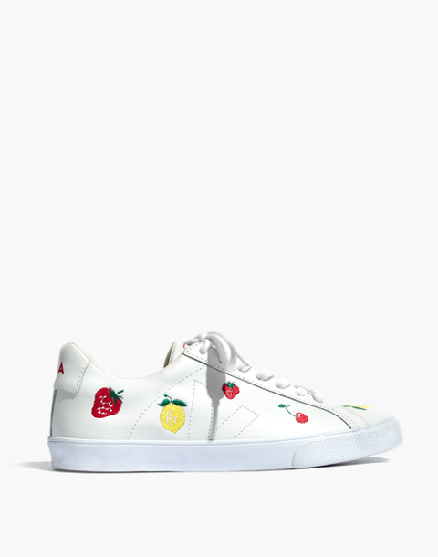 Madewell x Veja™ Fruit Embroidered Sneakers Esplar Low Sneakers