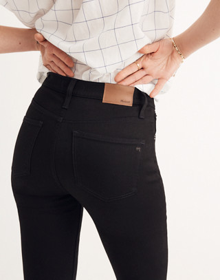 Tall Cali Demi-Boot Jeans in Black Frost in black frost image 2