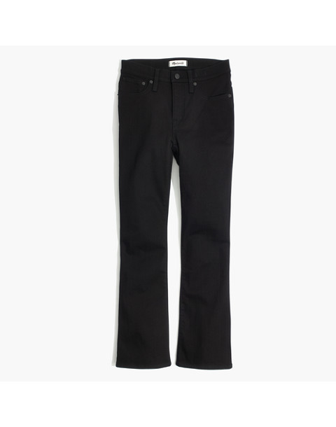 Tall Cali Demi-Boot Jeans in Black Frost in black frost image 4