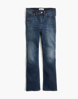 Tall Cali Demi-Boot Jeans in Danny Wash