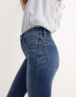 Tall Cali Demi-Boot Jeans in Danny Wash: Tencel™ Edition in danny image 3