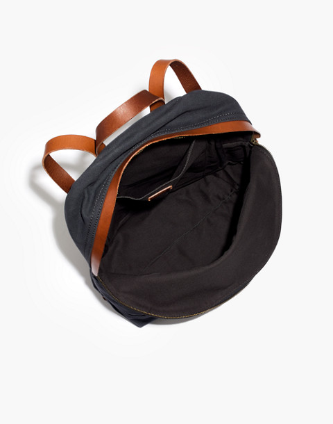 The Charleston Backpack in black sea image 2