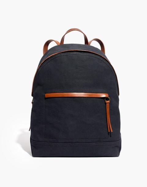 The Charleston Backpack in black sea image 1