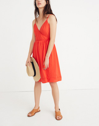 Sicily Cover-Up Wrap Dress