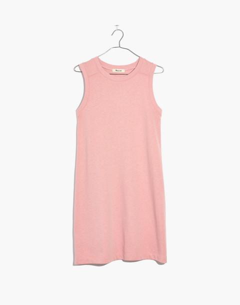 Muscle Tank Sweatshirt Dress