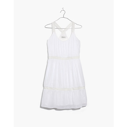 Embroidered Honeysuckle Dress by Madewell