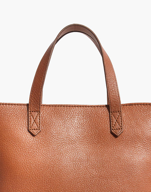 dc29566fc The Zip-Top Transport Crossbody in english saddle image 3