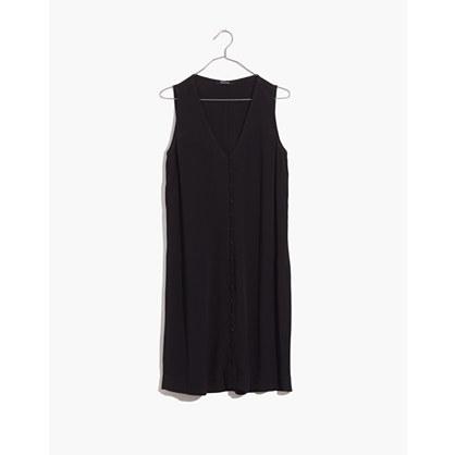 Heather Button-Front Dress