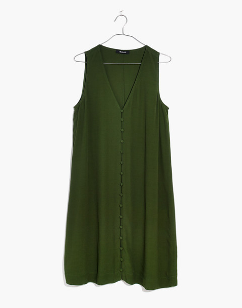 Heather Button-Front Dress in sweet balsam image 4