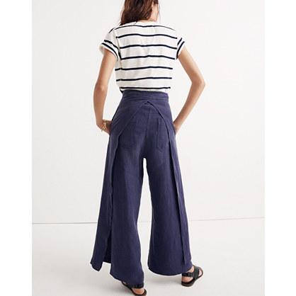 L.F.Markey™ Linen Wrap Pants