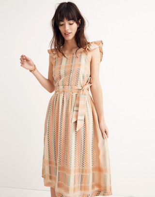 Cecilie Copenhagen Chab Dress in multi image 2