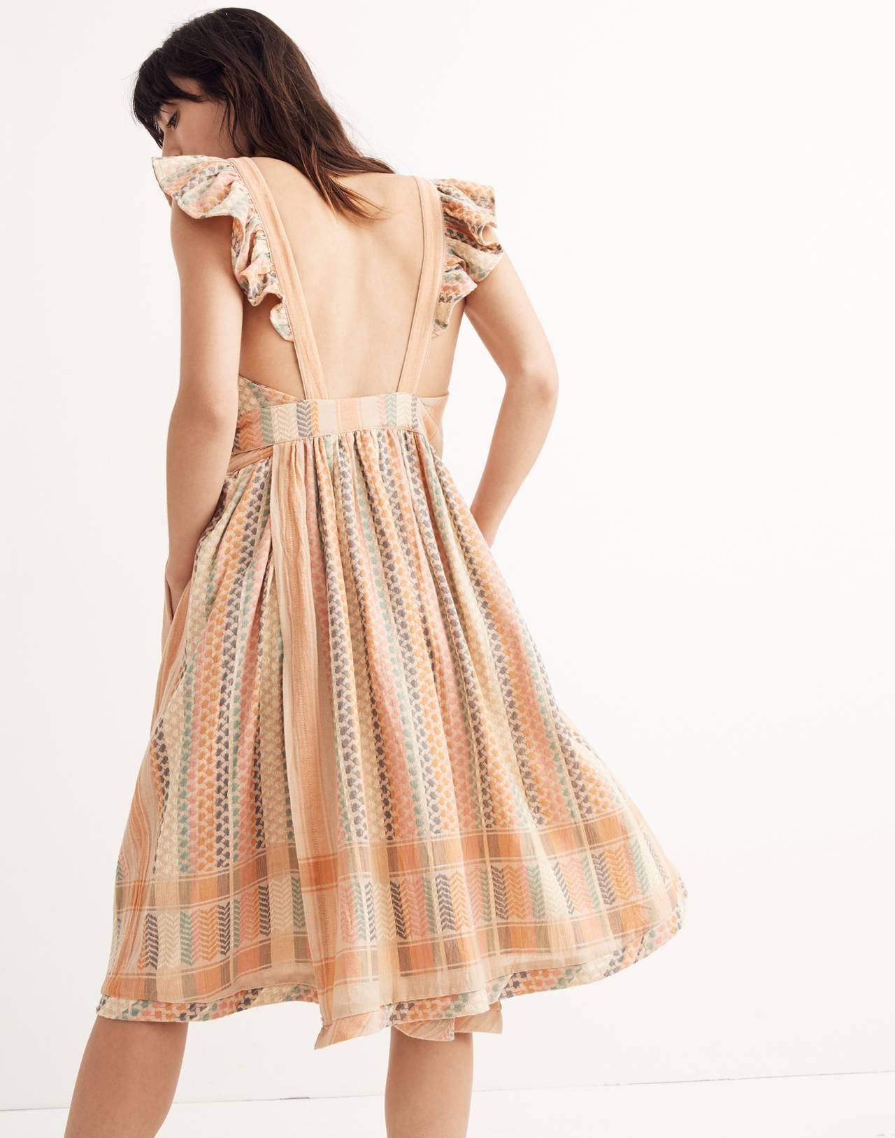 Cecilie Copenhagen Chab Dress in multi image 1