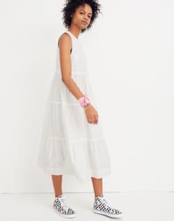 Cattail Tiered Dress