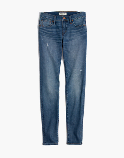 """Tall 8"""" Skinny Jeans in Bellaire Wash"""