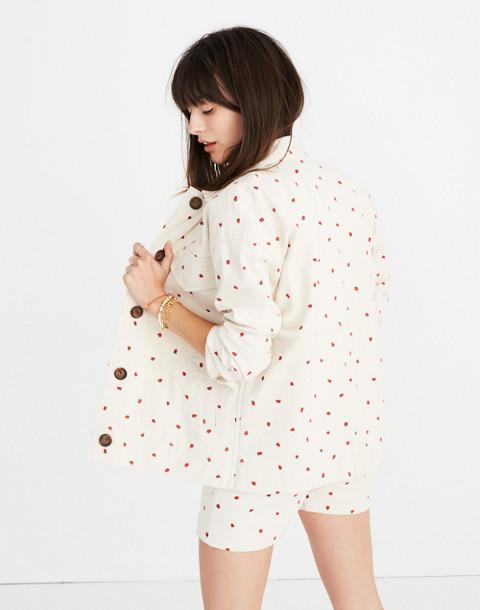 Fresh Strawberries Jacket