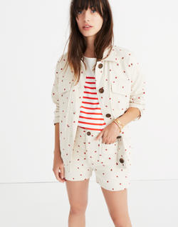 Fresh Strawberries Jacket