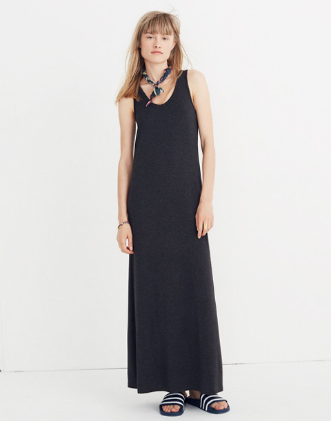Jersey Maxi Tank Dress