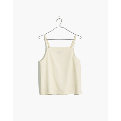 Texture & Thread Apron Tank Top by Madewell