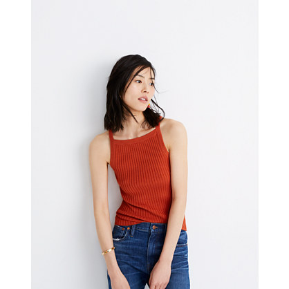 Apron Sweater Tank by Madewell