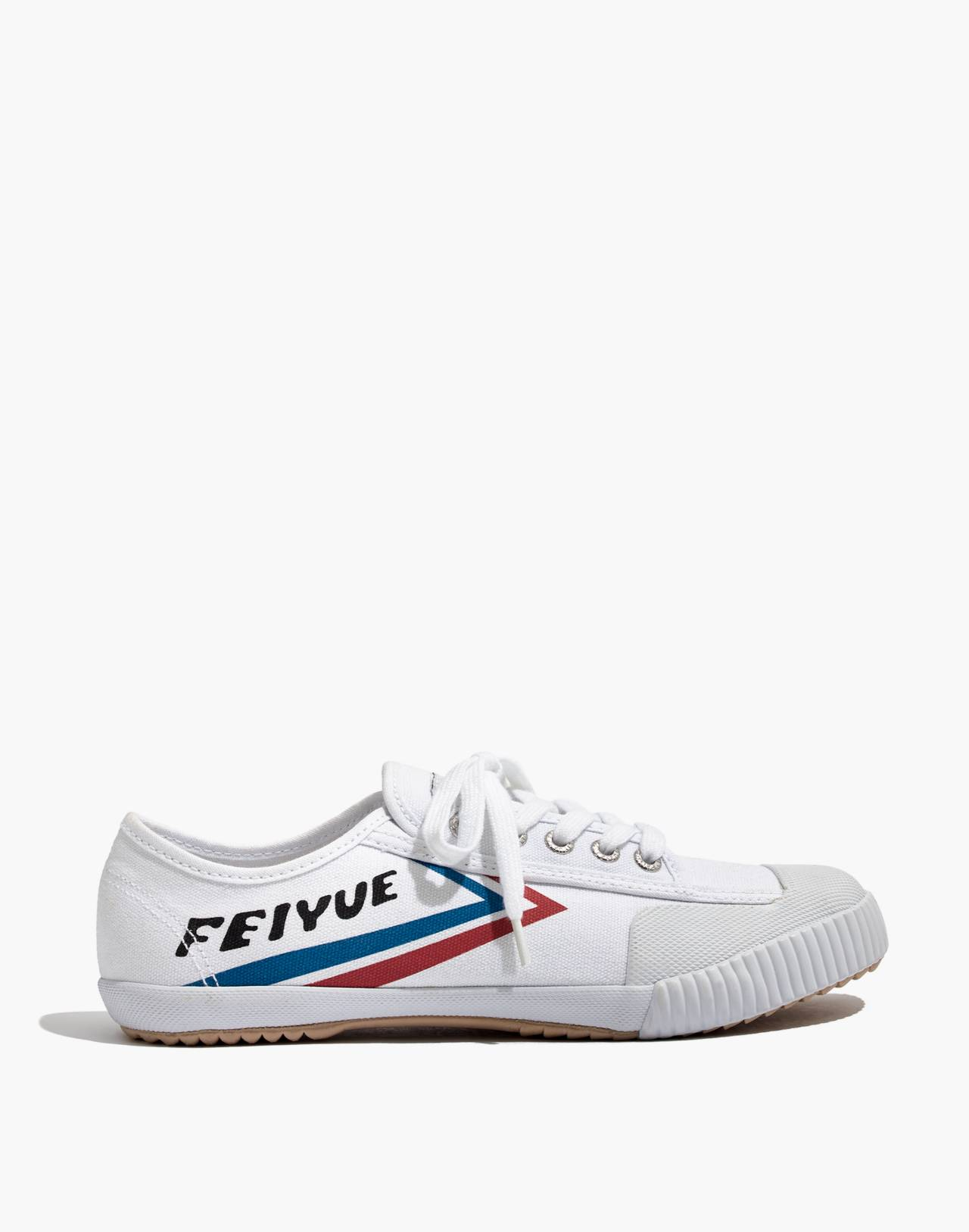 Feiyue® Fe Lo Classic Sneakers in white image 2