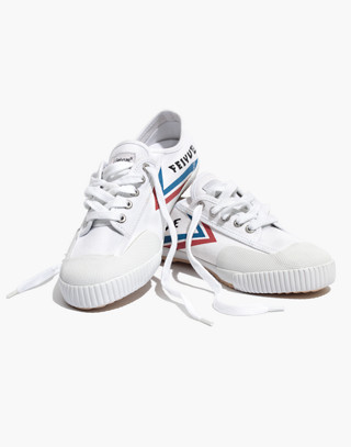 Feiyue® Fe Lo Classic Sneakers in white image 1