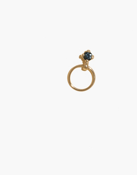 Winden™ 14k Gold Rachel Single Tourmaline Earring