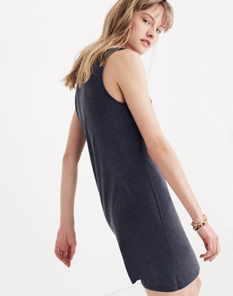 V-Neck Pocket Tank Dress