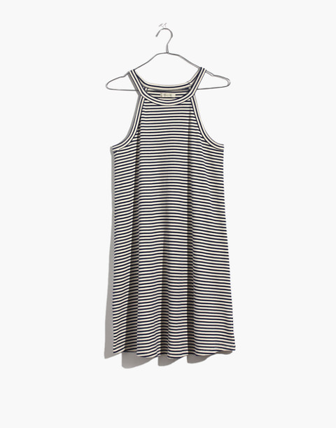 District Dress in Stripe in nightfall image 4