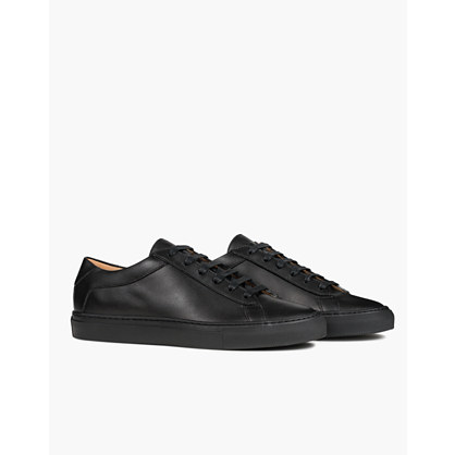 Capri Nero sneakers - Black KOIO