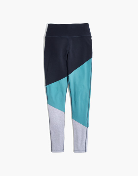 Splits59™ Stadium Colorblock Leggings in blue surf image 4