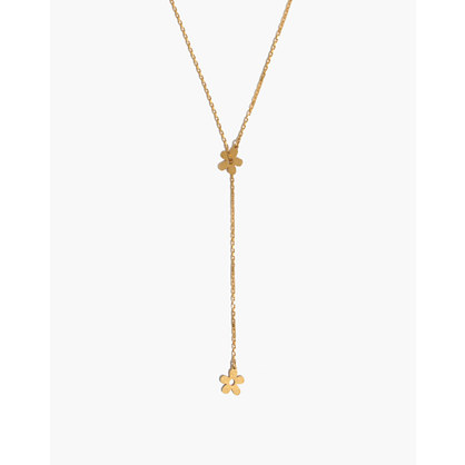 Daisy Lariat Necklace