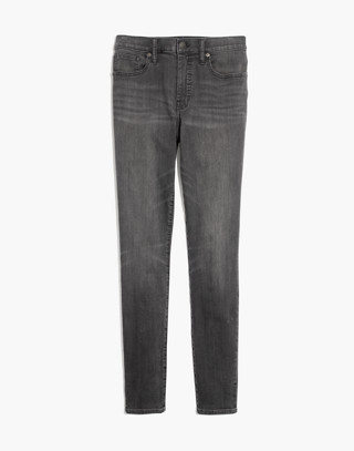 """Tall 9"""" High-Rise Skinny Jeans in Coltrane Wash in baxley image 4"""