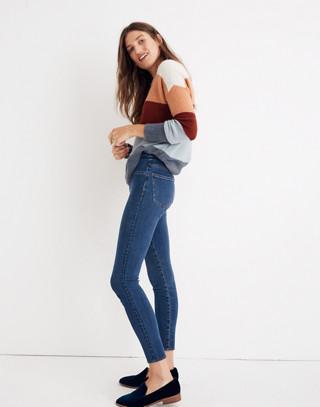 Pull-On Jeans in Freeburg Wash in freeburg wash image 1