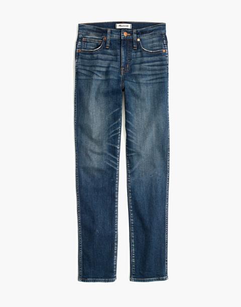 Taller Slim Straight Jeans in Hammond Wash
