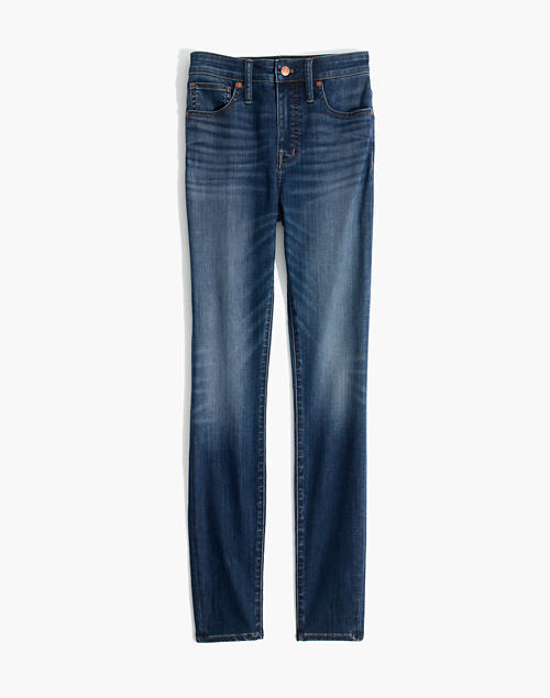 6898dfd38578 Curvy High-Rise Skinny Jeans in Danny Wash  Tencel trade  Edition in danny  image