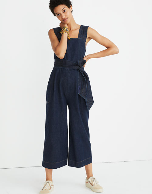 2c8586ec3e Madewell x Karen Walker® Taken Denim Jumpsuit