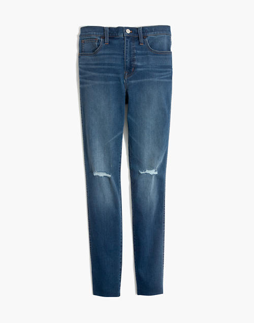 premium selection fbef6 fe53d Tall Roadtripper Jeans: Knee-Rip Edition