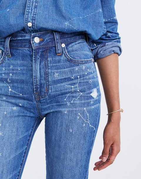 The Perfect Vintage Jean: Comet Edition in jubilee wash image 2