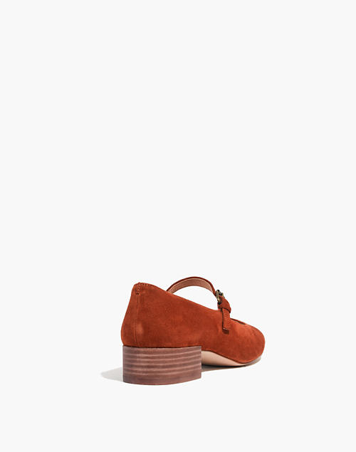 6beb6e1dc3a8b The Delilah Mary Jane in Suede