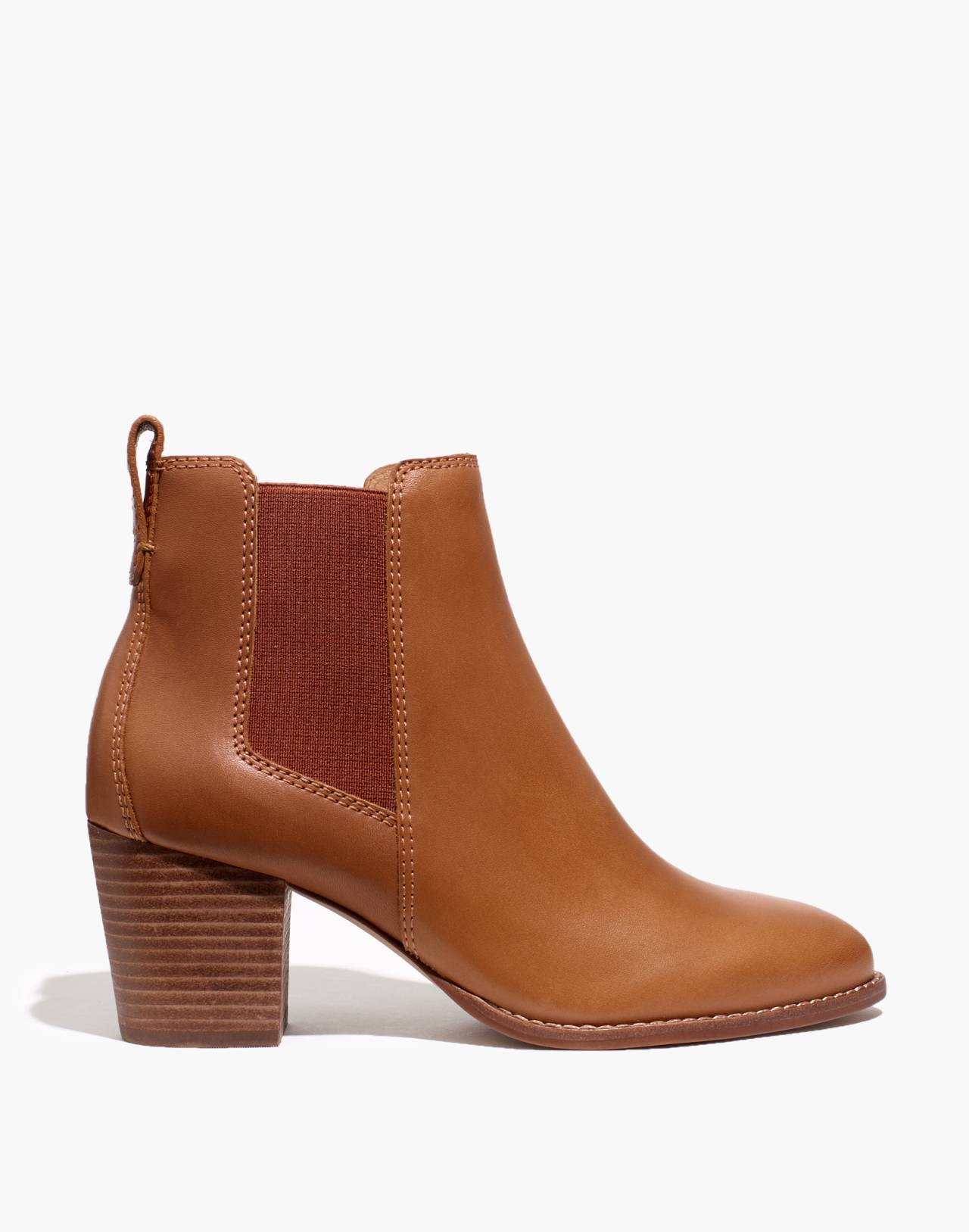 The Regan Boot in english saddle image 2