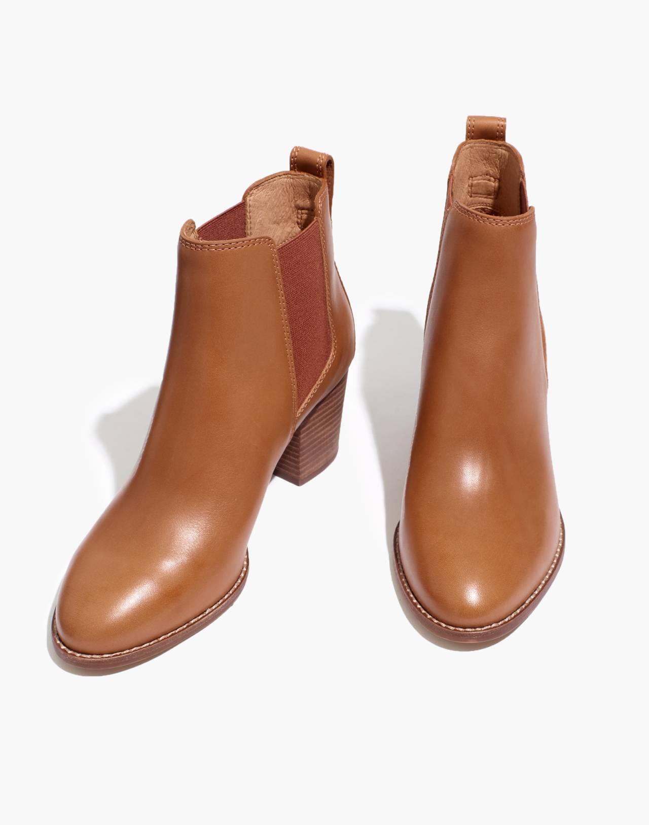 The Regan Boot in english saddle image 1